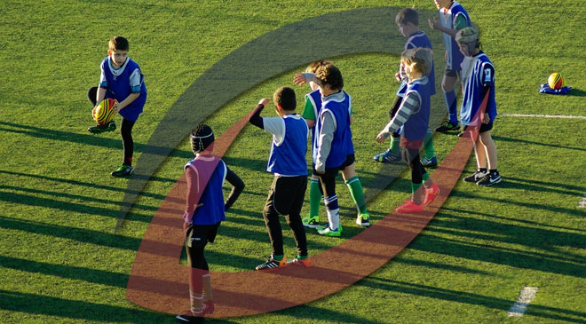 <span>Starting Them Young: Massive Benefits Children Gain Through Rugby</span>